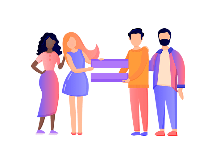 Language as an Equalizer